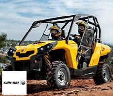 New Can-Am UTV