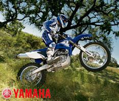 New Yamaha Dirt Bike