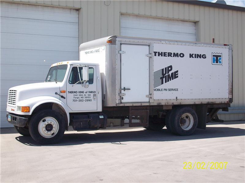 About Us Thermo King of Fargo Fargo, ND (800) 856-3346