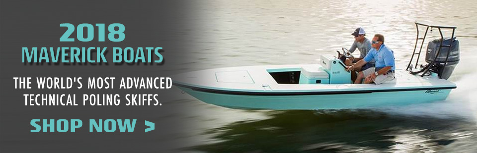 Shop 2018 Maverick Boats