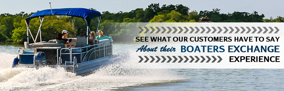 Boaters Exchange Customer Feedback