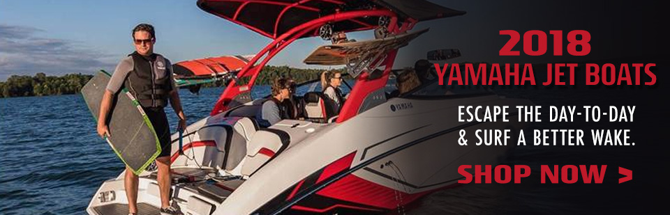 Shop 2018 Yamaha Jet Boats