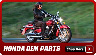 Honda OEM Parts · Aftermarket Parts