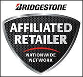 Bridgestone Affiliated Retailer.