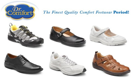 Diabetic Shoes drcomfort