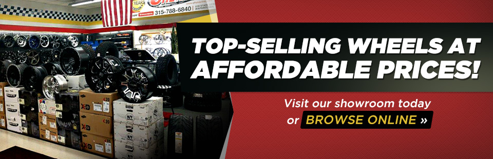 Top-Selling Wheels at Affordable Prices: Visit our showroom today or browse online.