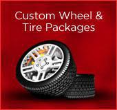 Custom Wheel & Tire Packages