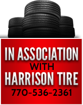In Association with Harrison Tire