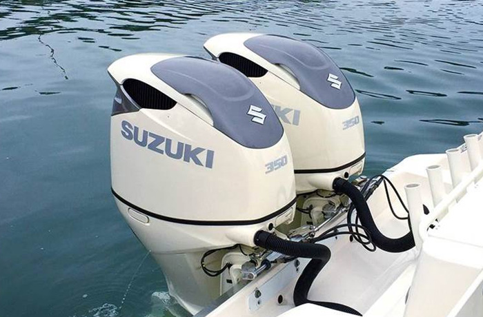 Suzuki Outboard Engines