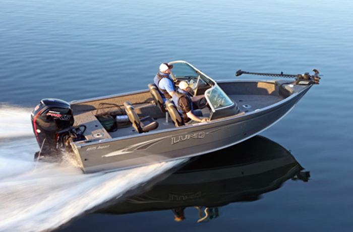 Impact Fish & Ski Boats