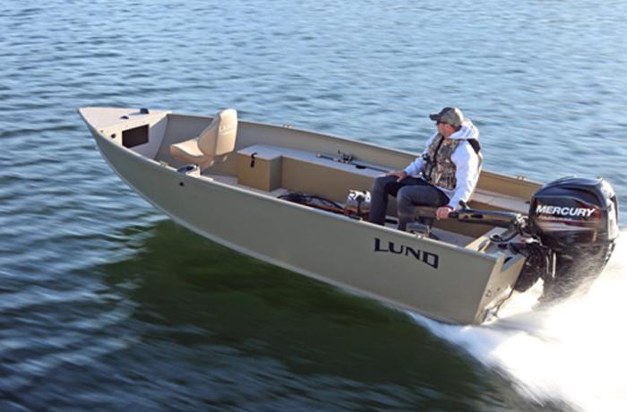 Alaskan Utility & Hunting Boat