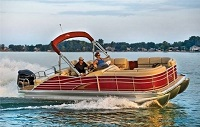 R-Series Bennington Pontoon Boats