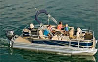 SX-Series Bennington Pontoon Boats