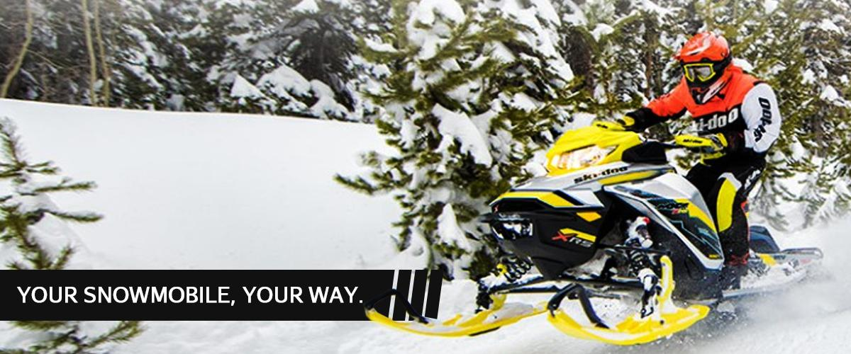 Snowmobiles For Sale And Rent In Hayward Wisconsin