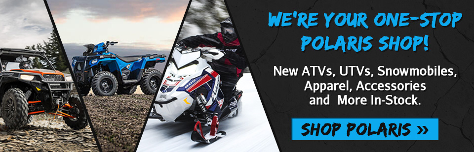 Polaris Powersport Dealer in Hayward, WI