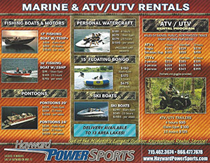 Click here to for Snow/ATV Rentals PDF!