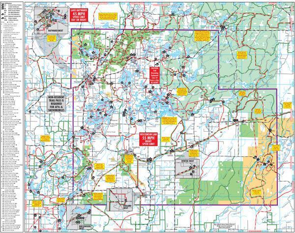 Trail Conditions Hayward Power Sports Hayward WI 715 4623674