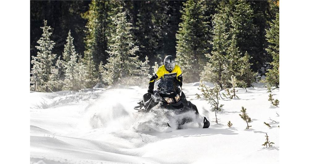 Ski-Doo Snowmobiles - BRP Dealer in Hayward, WI  New & Used
