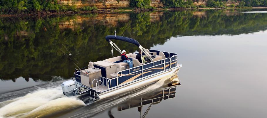 Weeres Pontoon Boats – Hayward, Wisconsin | Hayward Power Sports