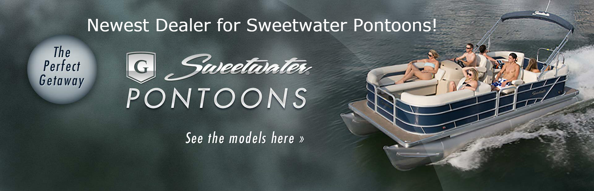 Newest Sweetwater Pontoon Dealer