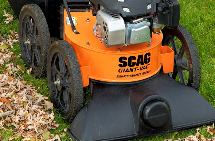 Commercial Lawn Vacuums