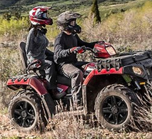 Shop Morgan Valley's selection of Polaris 2 up ATV today!