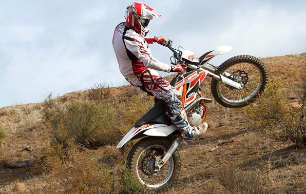 KTM Freeride Dirt Bikes