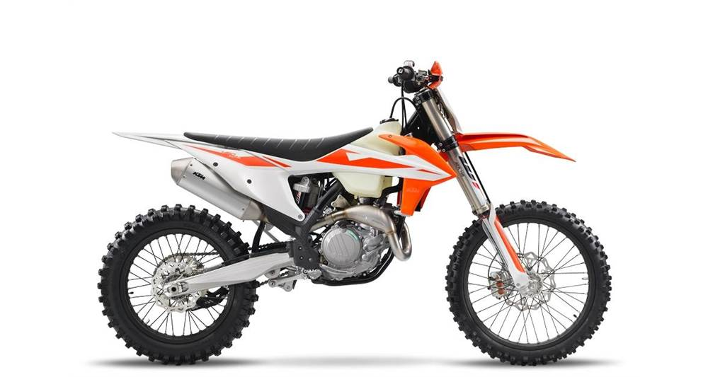 KTM Enduro Dirt Bike