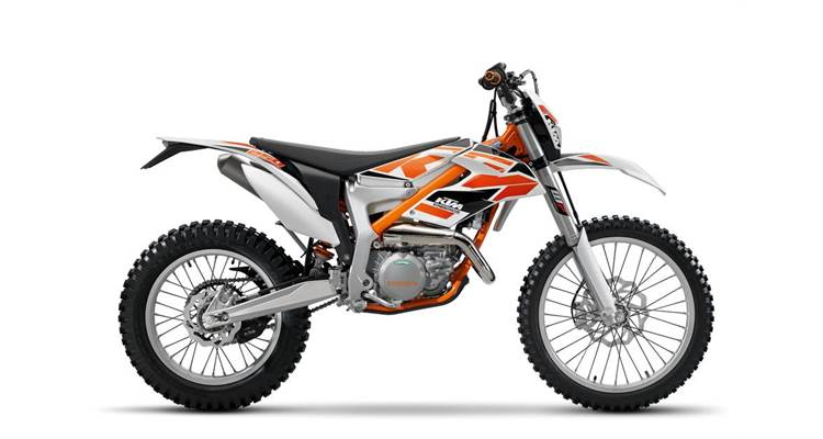 KTM Freeride Dirt Bikes