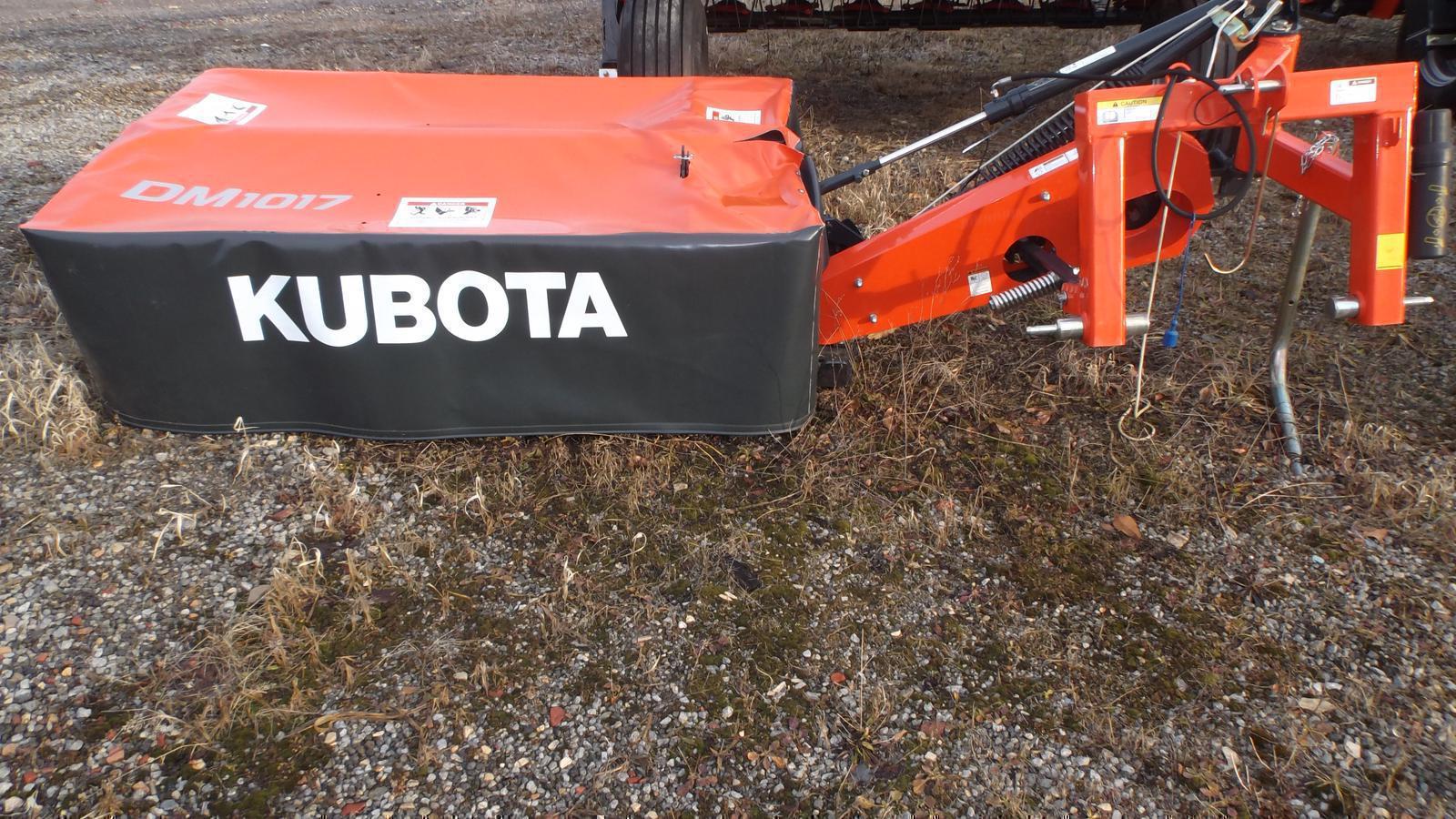 2016 Kubota DM1017 for sale in Minerva, OH   Homer Unkefer Farm ...