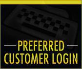 Preferred Customer Login