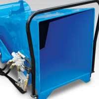 Image result for wallenstein hydraulic feeding hopper