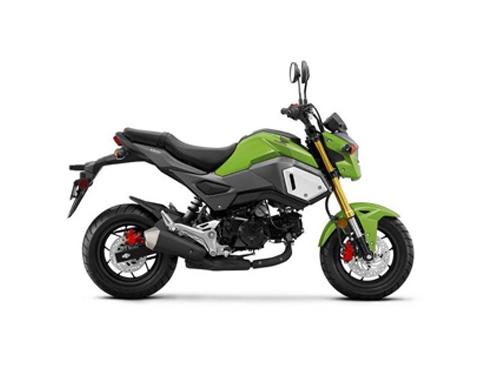 Honda Grom Sport Street Bikes