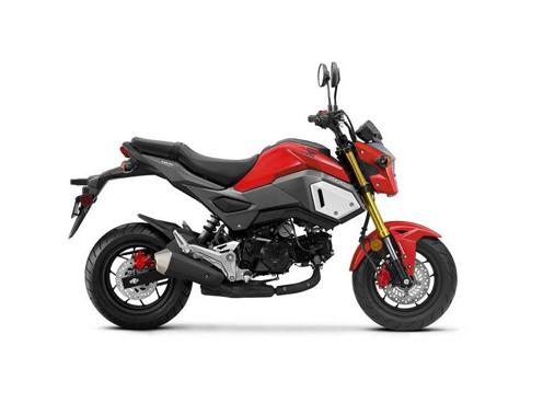 Honda Grom ABS Sport Street Bikes