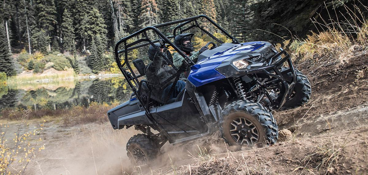 Honda Pioneer 700 Side by Sides | 4 Seat Side x Sides | 700 Deluxe Edition |