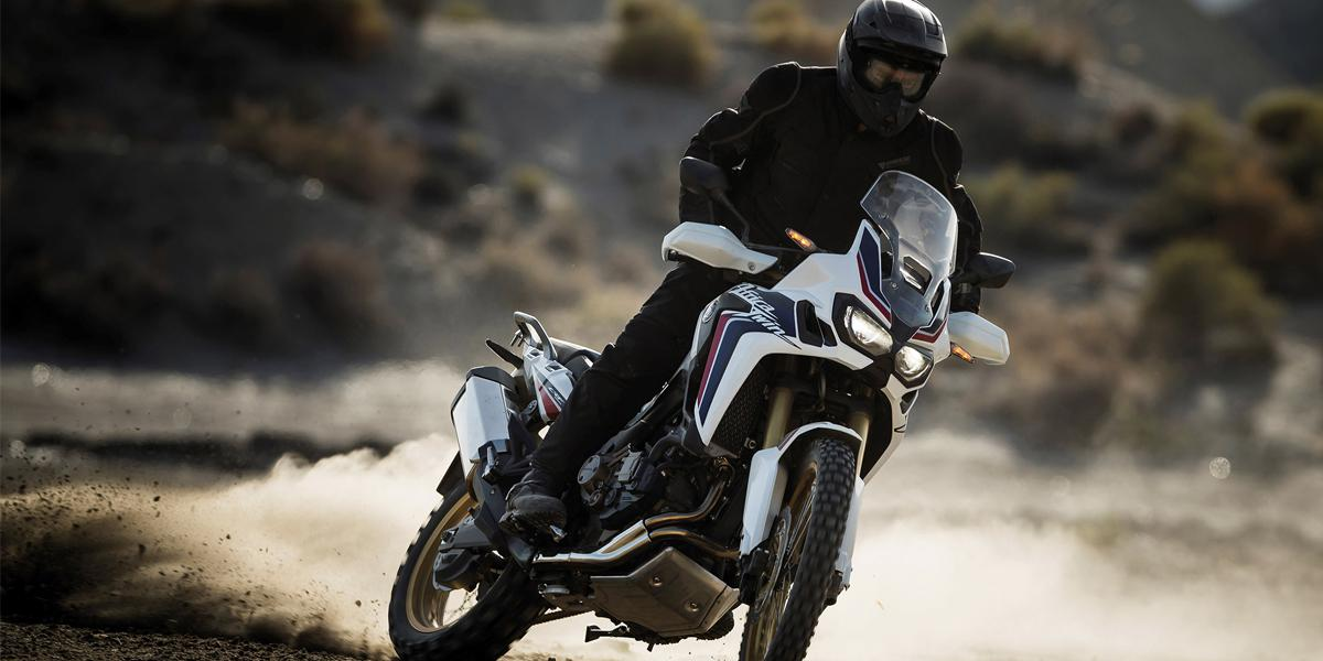 Honda Africa Twin Adventure Motorcycles | Africa Twin DCT | CRF1000 |