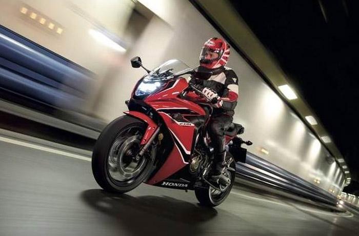 Honda Sport Street Bikes