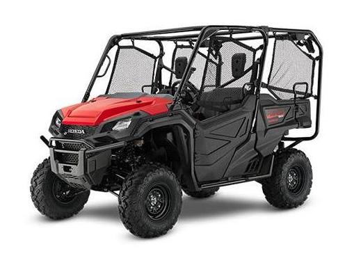 Honda Pioneer 1000-5