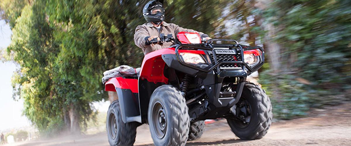 Shop Honda ATV Catalog