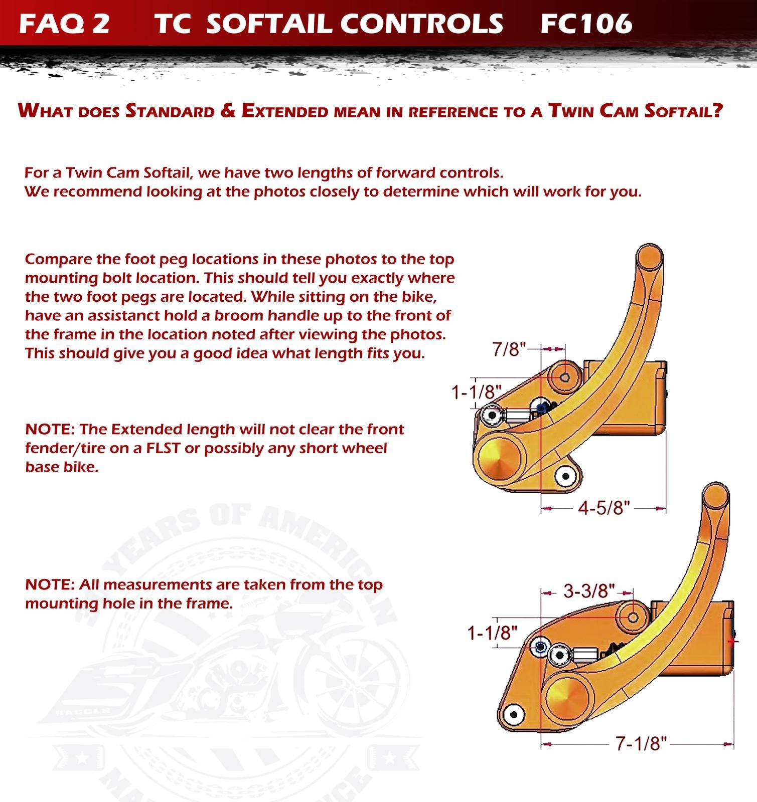 FAQ 2 TC Softail