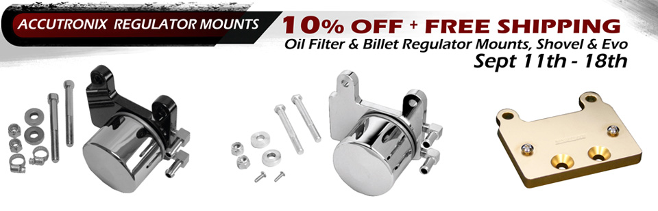 Sale Regulator Mounts