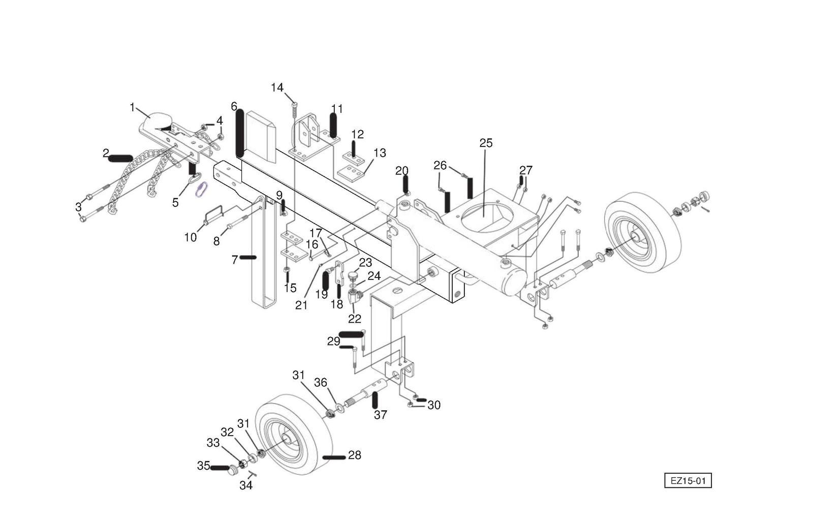 Foard's Parts Plus provides premium outdoor power