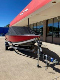 2020 Crestliner boat for sale, model of the boat is 1750 Fish Hawk Walk-through & Image # 1 of 24