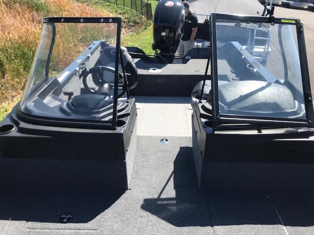 2020 CRESTLINER 1750 FISH HAWK WALK THROUGH for sale
