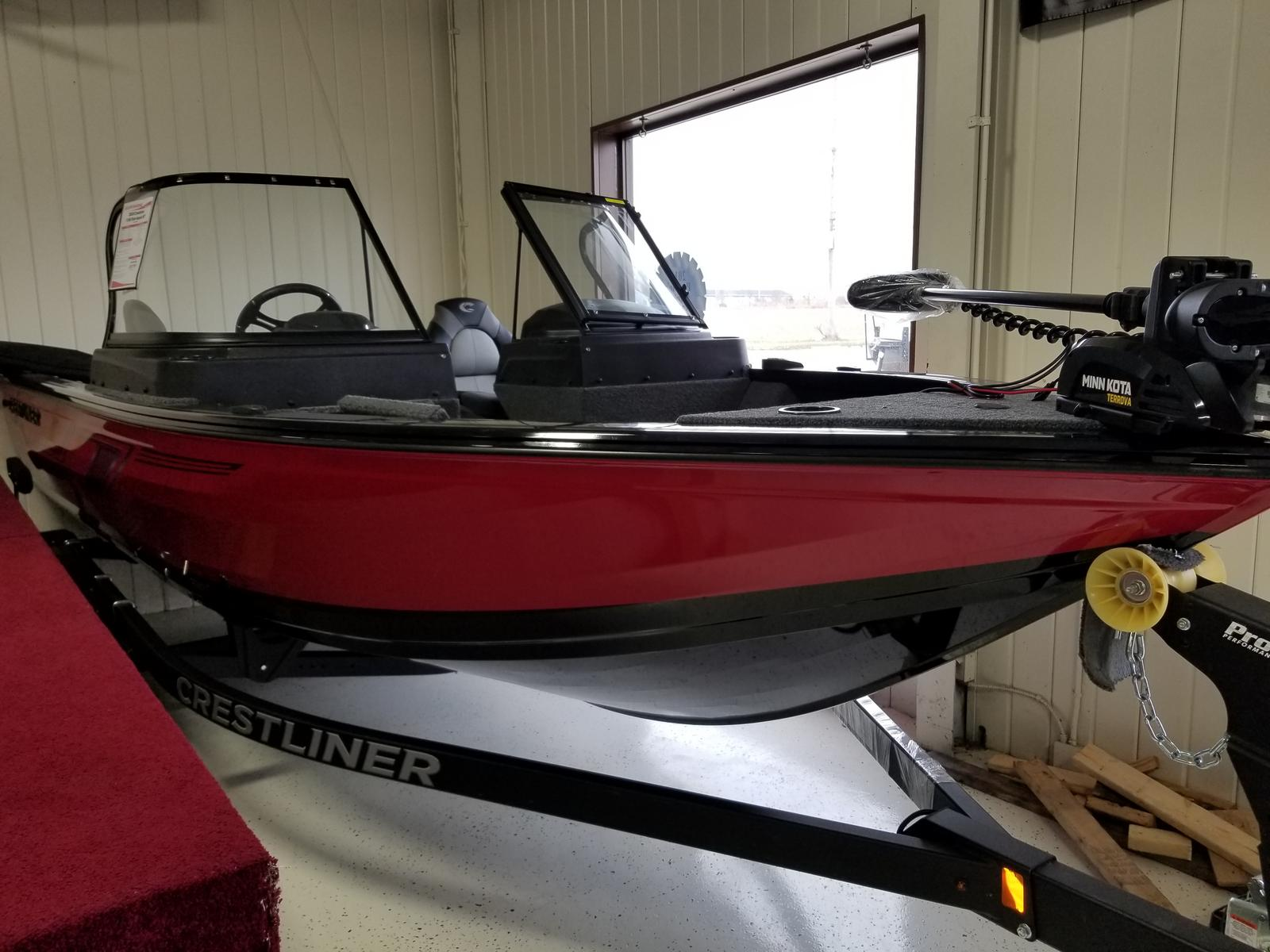 2020 CRESTLINER 1750 FISH HAWK WALK THROUGH for sale