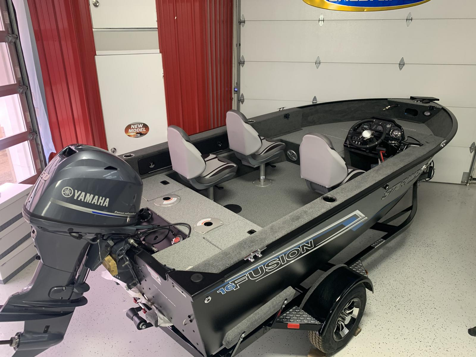 2020 Starweld boat for sale, model of the boat is Fusion 16 SC & Image # 1 of 8