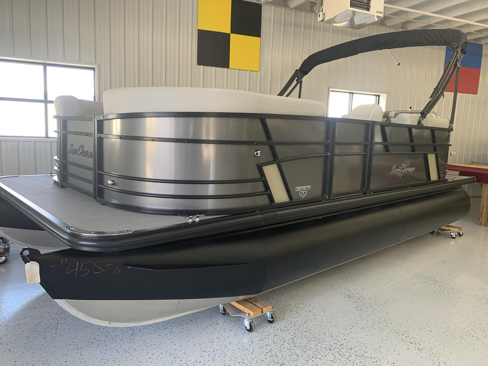 2020 SunChaser boat for sale, model of the boat is Geneva Cruise 20 LR DH & Image # 1 of 11