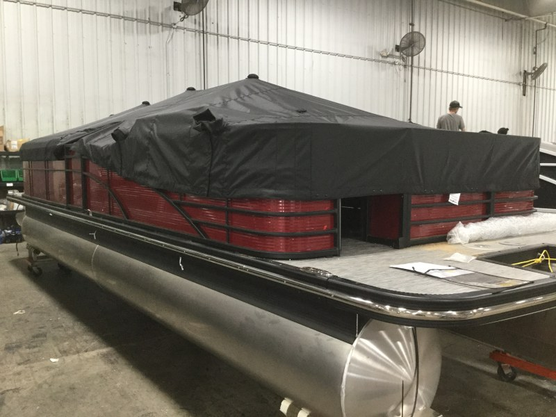 2020 Bennington boat for sale, model of the boat is 25 RSD & Image # 9 of 15
