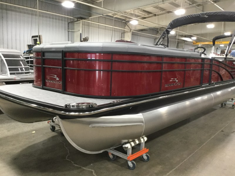2020 Bennington boat for sale, model of the boat is 25 RSD & Image # 1 of 15