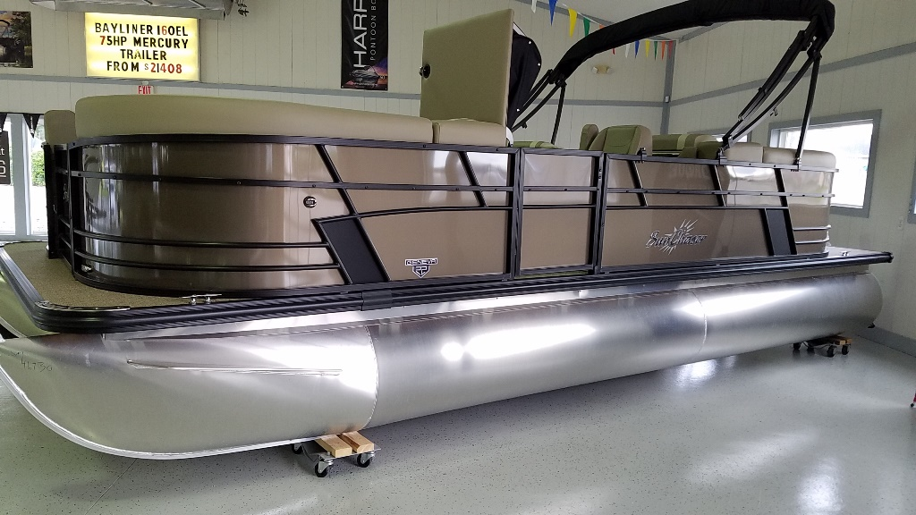 2020 SunChaser boat for sale, model of the boat is Geneva Cruise 22 LR DH & Image # 1 of 10